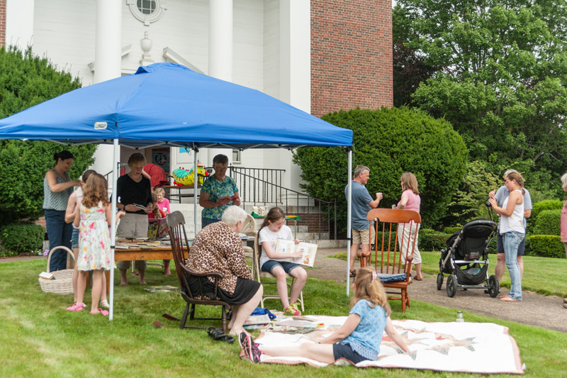 East Church To Hold Book Swap The Milton Scene