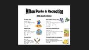 2015 Milton Parks & Recreation sports clinics