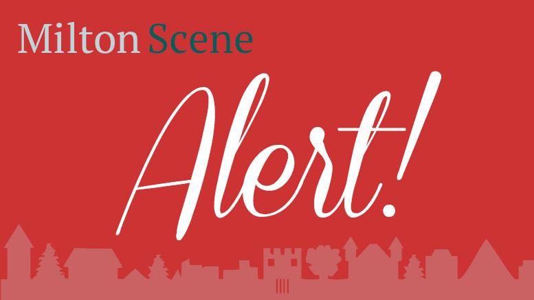 Milton Scene Urgent News Alert