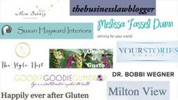Milton Blogger Logos