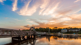 Neponset River, photo by local Milton photographer, Brian Maclean