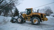 Snow removal services in Milton, MA