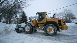 Snow removal services in Milton, MA