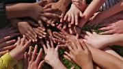 Children's hands, all-in
