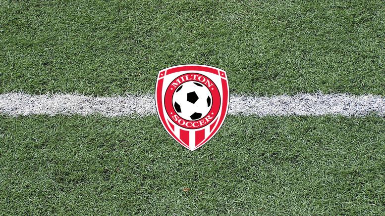 Milton Soccer Logo