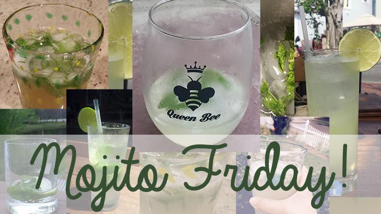 Mojito Friday - Best Mojito Recipe