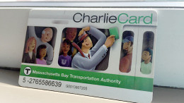 MBTA Charlie Card