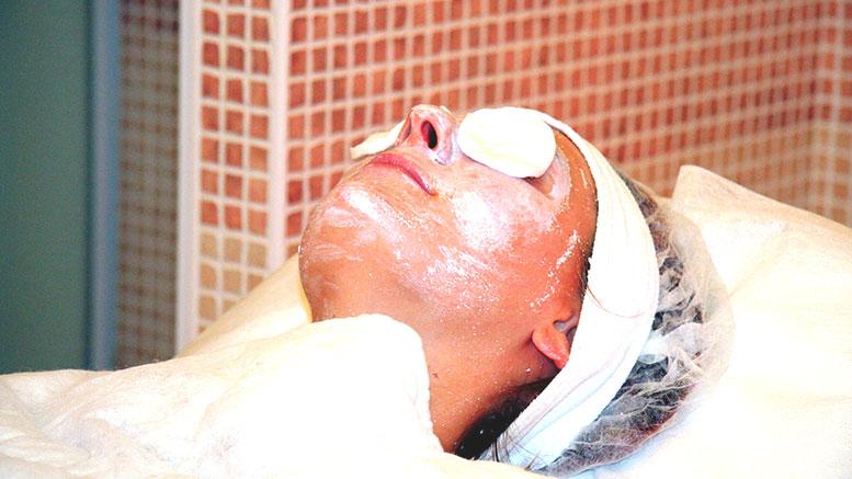 Skincare - facials for optimal skin health