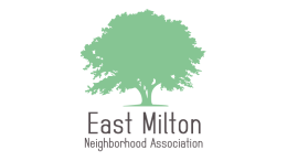 East Milton Neighborhood Association logo