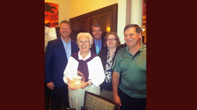 Joseph Manning Award, 2015