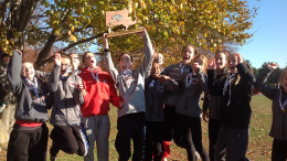 Milton High School Girls Cross Country