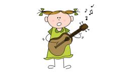 Music practice techniques for children