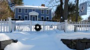 Suffolk Resolves House in Milton, winter