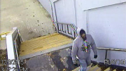 Bank Robbery Suspect from last Thursday 12/3 @ Citizens Bank in Milton Village. The subject approached the bank on foot coming from the Milton Village MBTA Station. We believe he fled this way as well, taking the bike path from Milton T Station exiting onto Central Ave at the bridge. If you were in this area at all on this date or recognize this subject, please contact MPD Detectives.