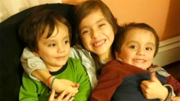 Milton family affected by fire