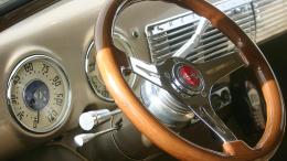 Chevy car dashboard
