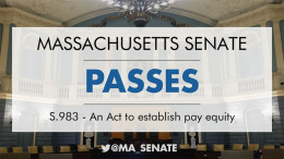 Senate unanimously passes equal pay bill