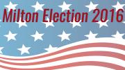 Milton Election Season 2016
