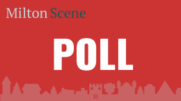 Milton Scene Poll