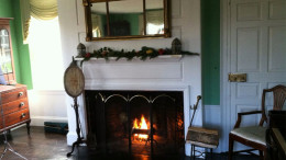 Fireside Chat at Suffolk Reserves House