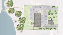 Ice House property proposal