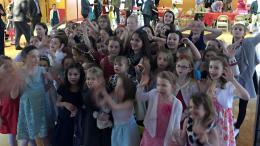 Girlscouts sweetheart dance