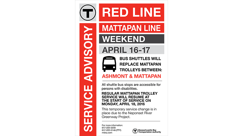 Milton Trolley to be replaced by bus shuttles weekend of April 16-17