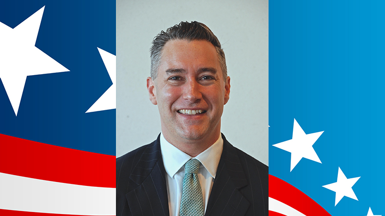 Milton native Tony Farrington announces candidacy for State Representative, Milton & Randolph, 7th Norfolk District