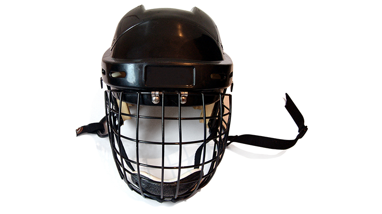 Milton Field Hockey Helmet
