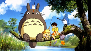 East Congregational Church to host free family movie night screening My Neighbor Totoro