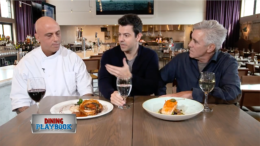 Dining Playbook features Novara Interview with Jordan Knight & Chef Tony DeRienzo