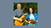 Singer and guitarist Howie Newman and fiddle player/vocalist Jackie Damsky