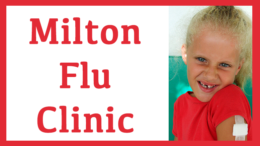 Milton flu clinic to take place on Oct. 20