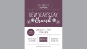 Celebrate resolutions at Novara's New Year's Day brunch