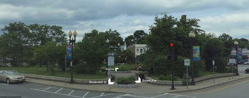 East Milton's Adams Street bridge and park