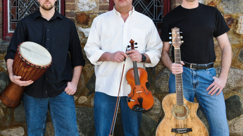 Popular Irish band Songs for Ceilidh will be performing at Winter Fest