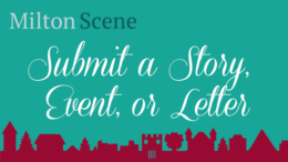 Submit a story, event, or letter