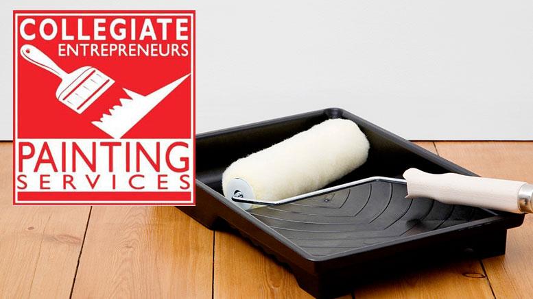 College Entrepreneurs Painting Services
