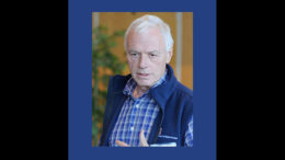 Joseph Wippl, Professor of the Practice of International Relations, BU (photo credit Boston University)