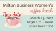 Coffee Hour, March 29th