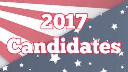 2017 candidates