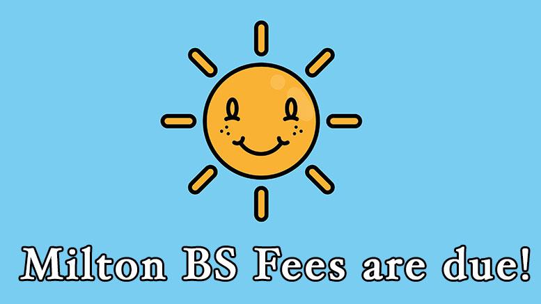 Budget Sunshine Fee?