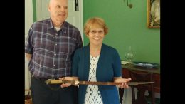 Daniel Vose sword donated to Milton Historical Society