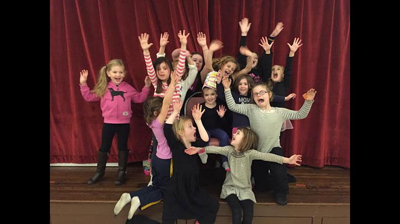 Mel O Drama Kids camp