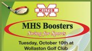 Milton Boosters Swing for Sports