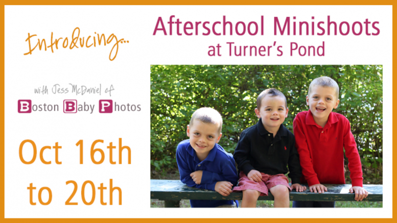 Local photographer Jess McDaniel offers after-school Milton minishoots this fall.