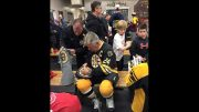 Bruins Alumni are Lacing Up Right Here in Milton on Saturday, October 21st!