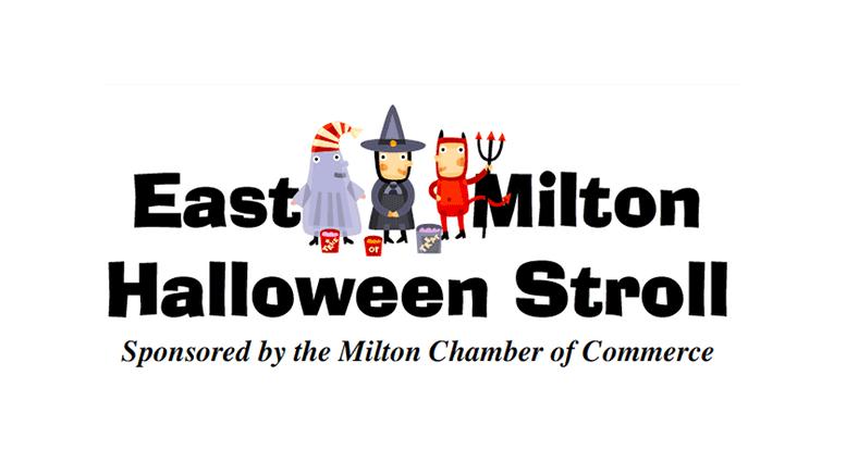 East Milton Halloween Stroll