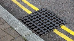 street drain catch basin