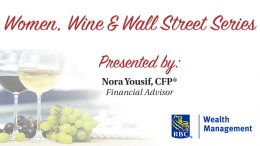 Women, Wine & Wall Street Series